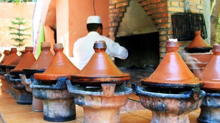 Traditional Morrocan Tajine Cooking Class