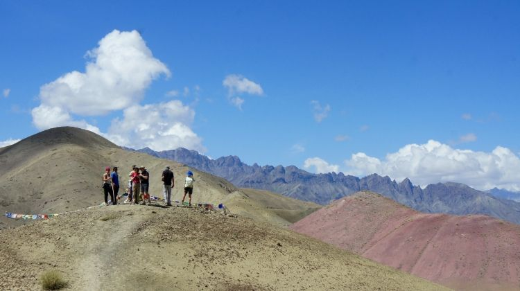 Trails of Ladakh