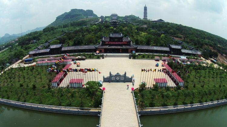 Trang An - Bai Dinh Pagoda Tour in Ninh Binh