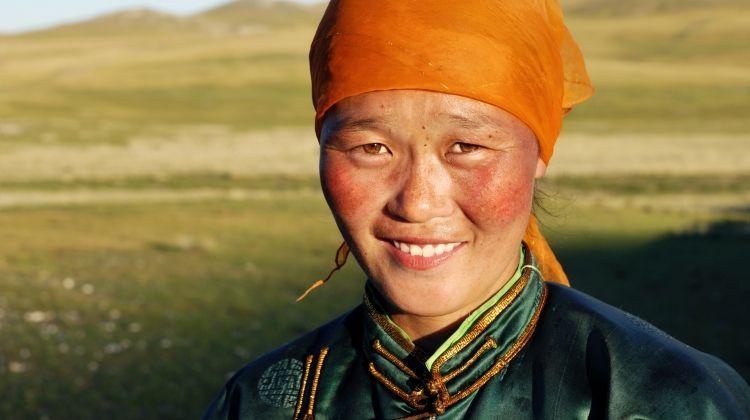 Trans Mongolian Discovery
