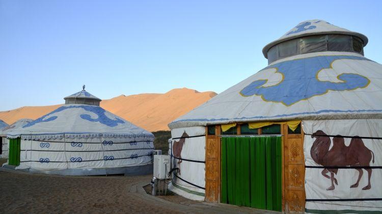 Trans Mongolian Odyssey - Departing Beijing