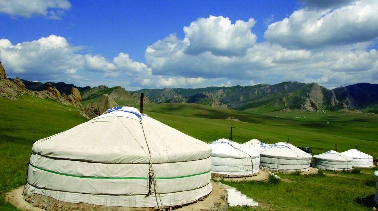 Trans Mongolian with Naadam Festival