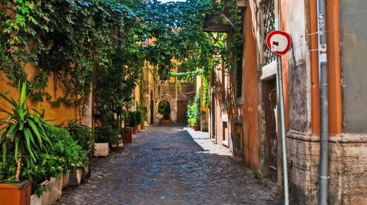 Trastevere: A History and Culture Tour