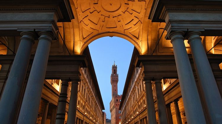 Treasures of Florence - Accademia & Uffizi