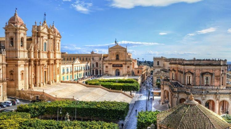 Treasures of Sicily