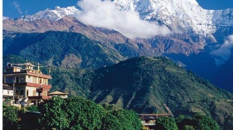 Trek Annapurna and Everest
