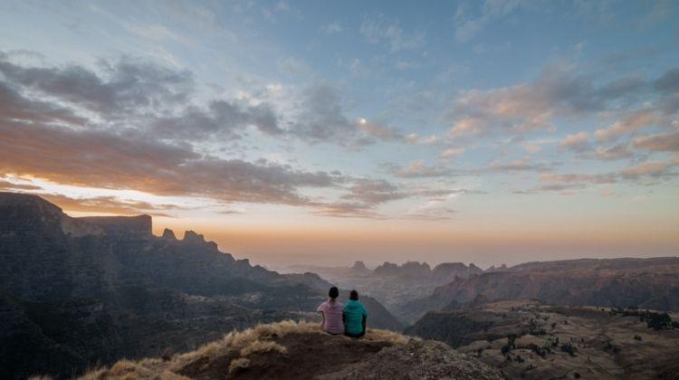 Trekking Ethiopia's Simien Mountains
