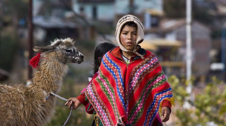 Trekking from Cusco to Huaraz