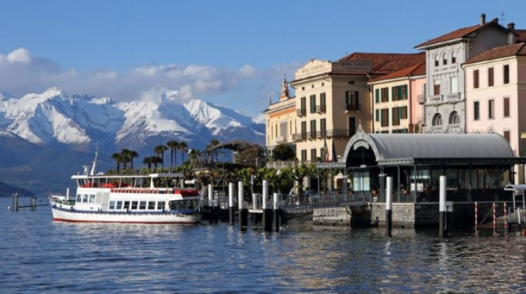 Trekking on the lake of Como and in... milan!