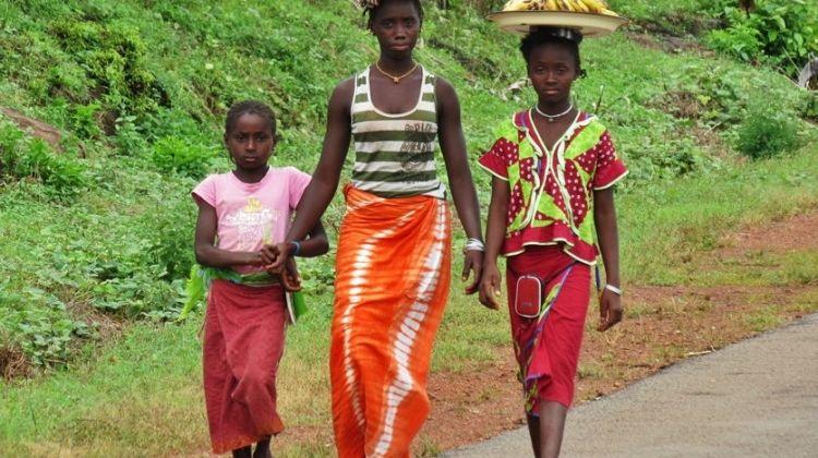 Tribal Lands of West Africa