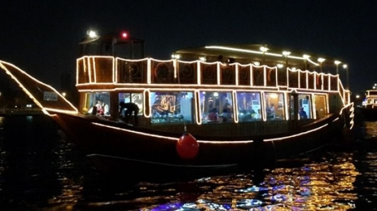 TRIO Pack: Desert Safari, City Tour & Dhow Cruise Creek