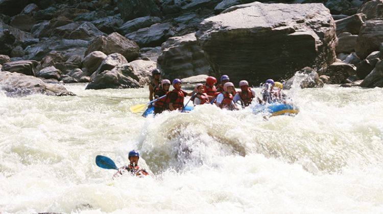 Trisuli River Rafting Day Trip