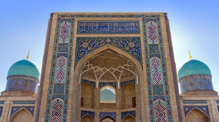 Tsar's Gold Legendary Silk Road - Ashgabat to Almaty