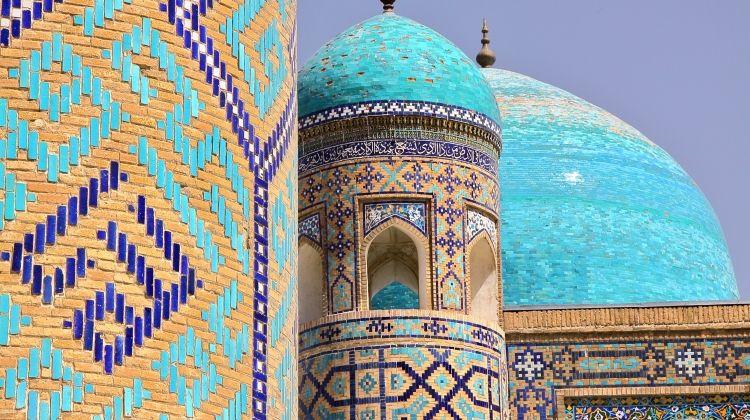 Tsar's Gold The Great Silk Road Adventure - Almaty to Tashkent