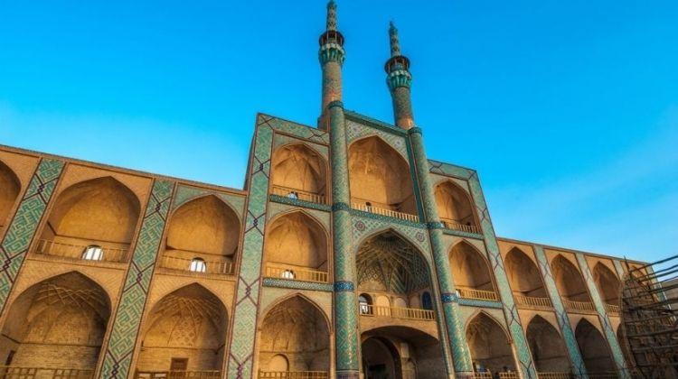 Turkey, Iran & the Silk Route
