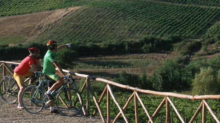 Tuscany By E-Bike