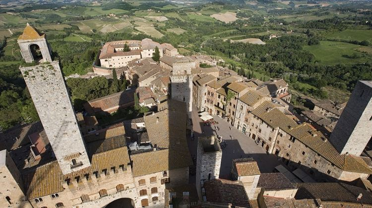 Tuscany in a Day Tour From Florence
