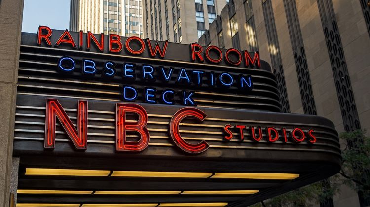 TV & Movie Locations Tour with Official NBC Studios Tour