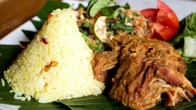 Ubud Heritage Dishes tour