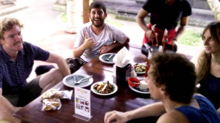 Ubud Heritage Dishes tour