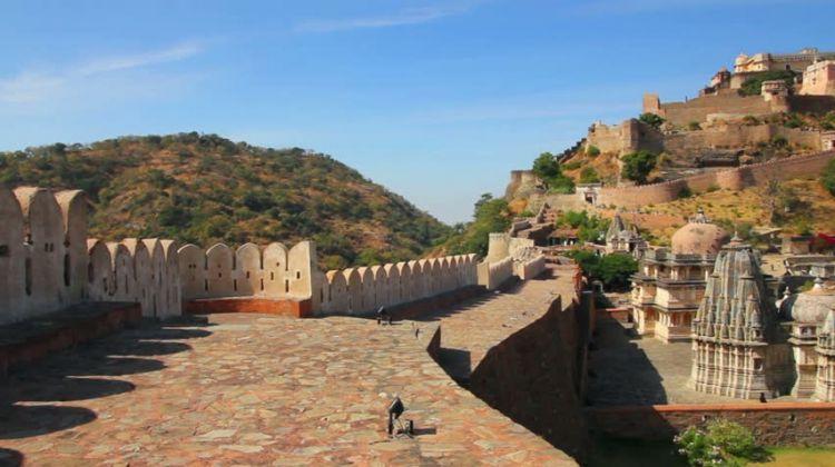 Udaipur to Jodhpur Via Kumbhalgarh Fort & Ranakpur