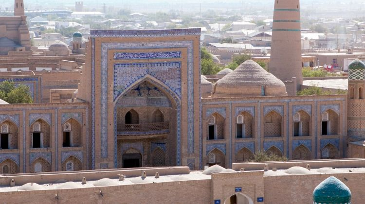 Ultimate Silk Road: Beijing to Ashgabat