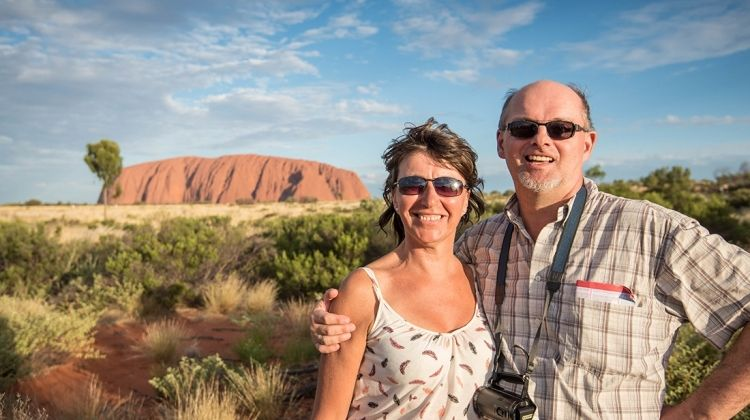 Uluru Adventure (Original)