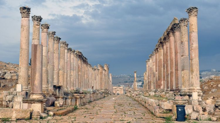 Umm Qais, Ajloun Castle & Jerash Day Tour
