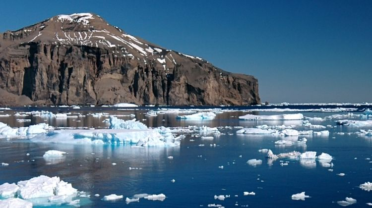 Uncharted Antarctica: East and West Peninsula