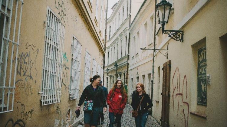 Uncover Prague