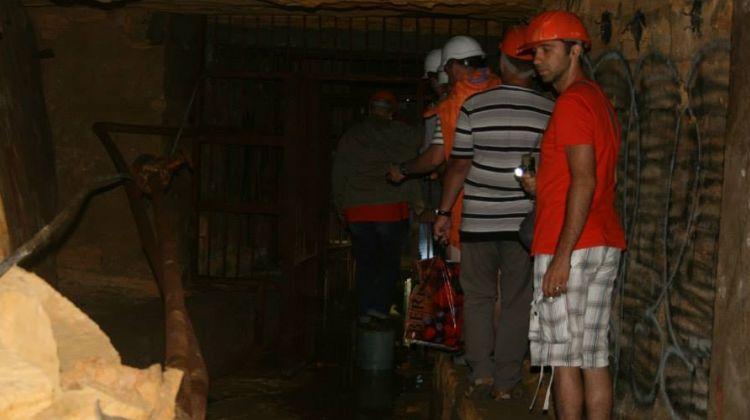 Underground secrets of Odessa - catacombs