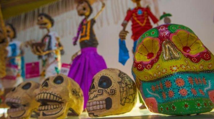 Upgraded Day of the Dead in Oaxaca
