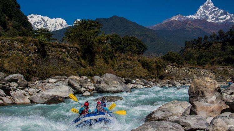 Upper Seti River Rafting - Best Pokhara Day Trip