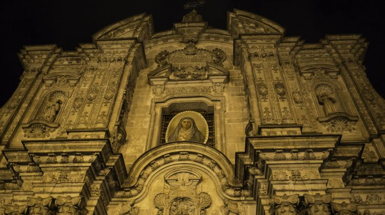 Urban Legends of Quito at Night