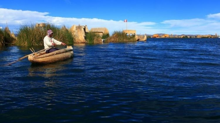 Uros Floating Islands and Taquile Island