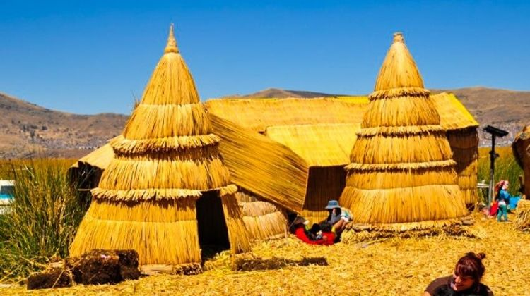 Uros Kayaking & Taquile Island Experience