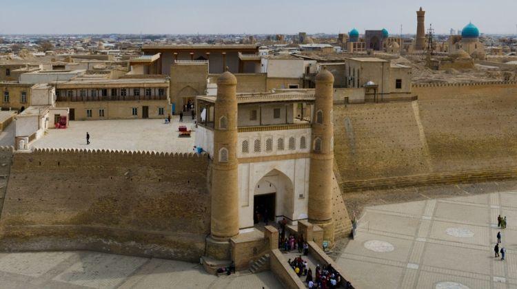 Uzbekistan Adventure