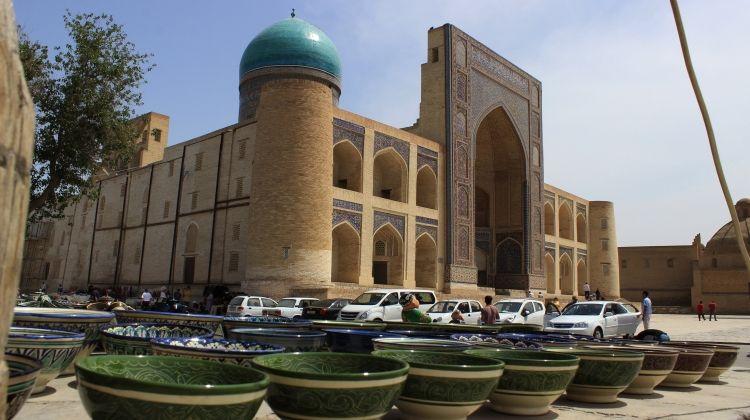 Uzbekistan Uncovered