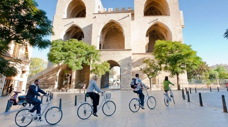 Valencia Bike Tour