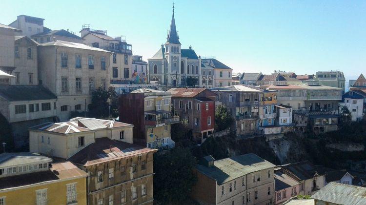 Valparaiso and Viña del Mar full day - small group tour