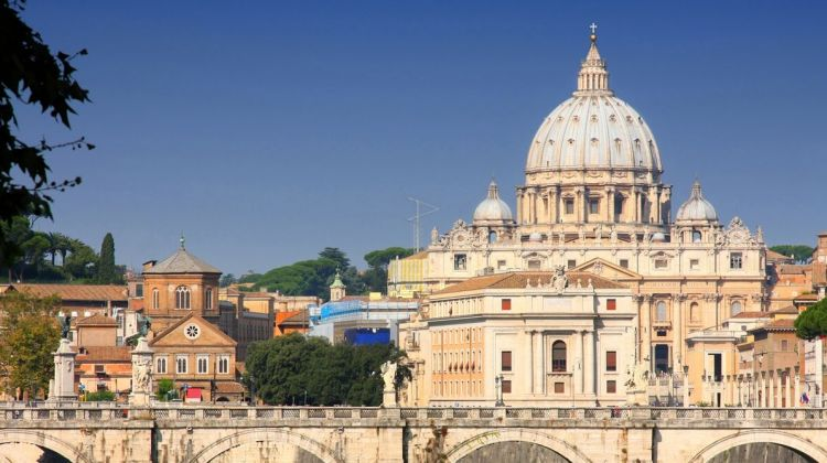 Vatican Museums, Sistine Chapel & St.Peter's Basilica
