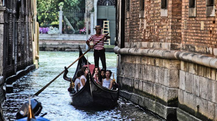 Venice Gondola Ride