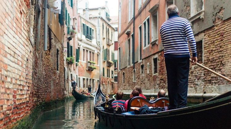 Venice in a Day: Legendary Sights & Gondola