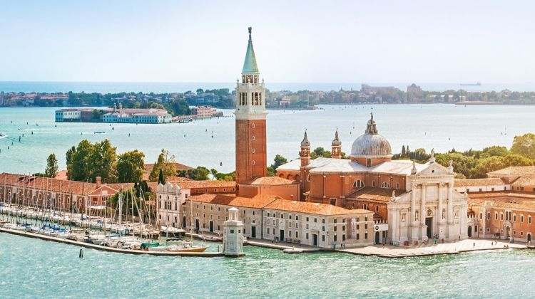 Venice, the lagoon and the Po delta (port-to-port cruise)