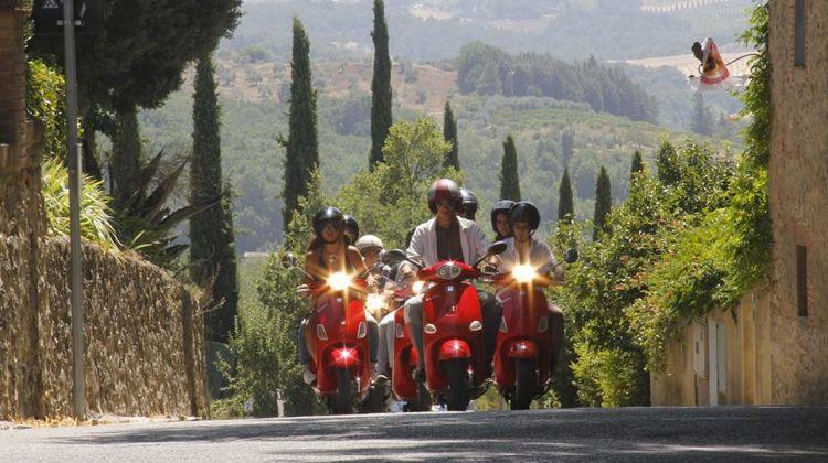 Vespa & Chianti Tour from Florence