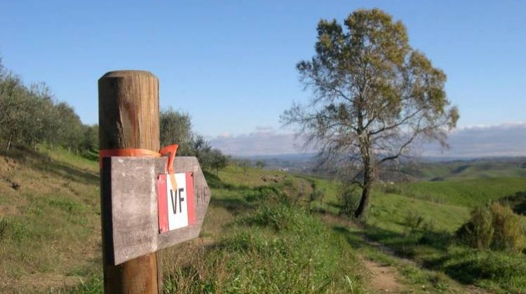 Via Francigena: Walk from Lucca to Siena