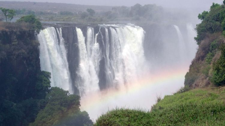 Vic Falls to Cape Town