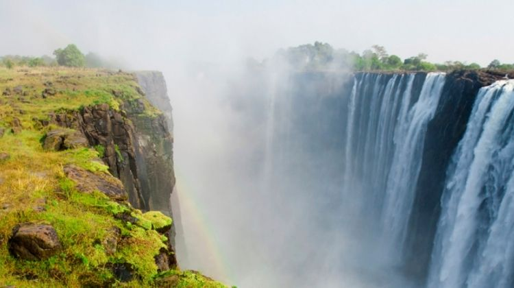 Vic Falls to Stone Town