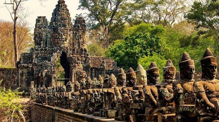 Vietnam & Cambodia Encounters