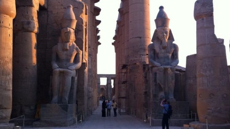 Visit Luxor from Cairo in one day tour
